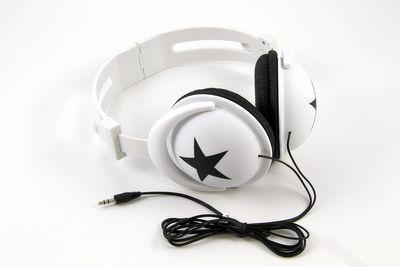 Stereo Kopfhörer Freestyle, weiß