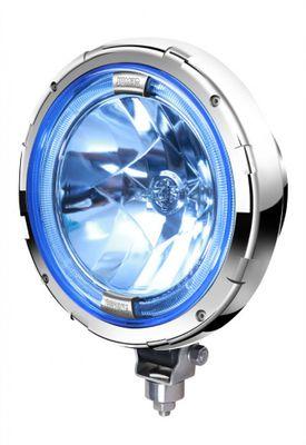 Jumbo-Fischer Fernscheinwerfer Jumbo Corona Chrom Blauglas, steck-fertig