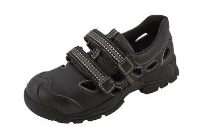 Euro-Dan Walki Sport Sandale mit alu Kappe, schwarz S1+P+SRC