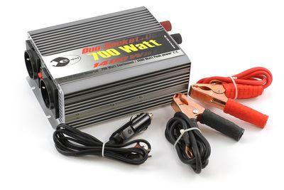 E-ast Spannungswandler DC/AC 12 V > 230 V 700 W
