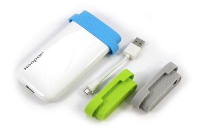 Xoopar IceBang Power Bank weiß