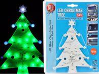 All Ride LED Weihnachtsbaum Weiß/Grün/Blau 24V 001
