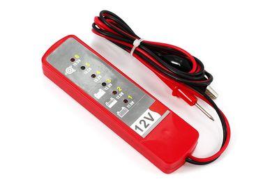 All Ride Batterie-Tester 12V mit Magnetrückseite