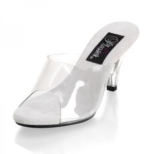 BELLE-301, Elegante Stiletto Mules klar                  Outlet