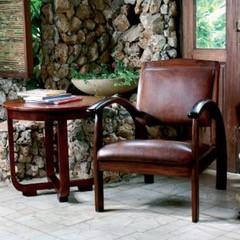 Echtleder-Möbel