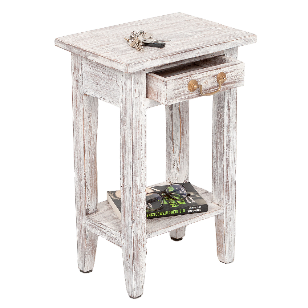 Tische mit Ablage
