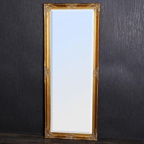 Spiegel LEANDRA barock antik-gold 150x60cm