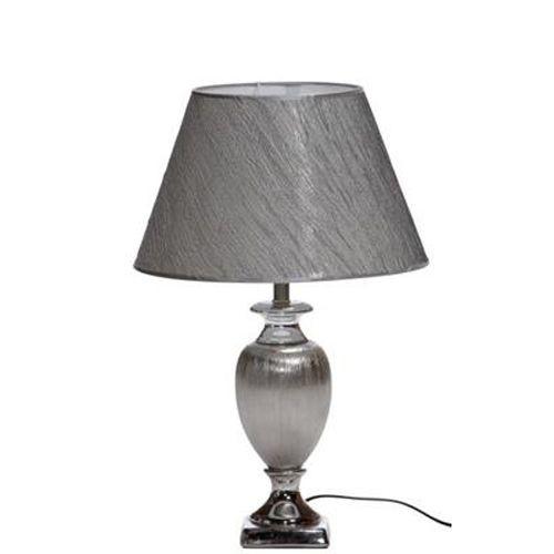 Design Tischlampe SØLV PETIT gebürstet Silber