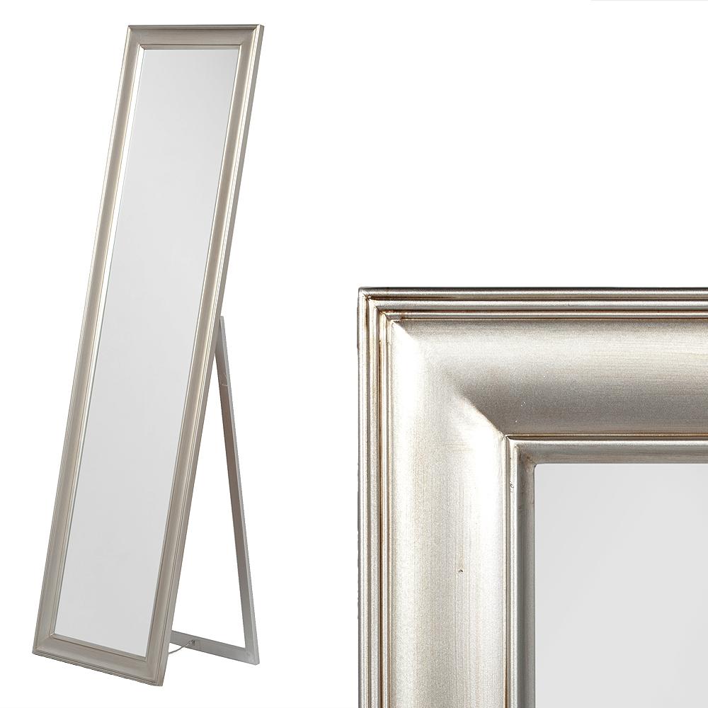 Standspiegel NURI Antik-Silber ca. H160cm