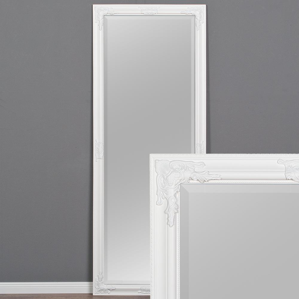 spiegel bessa barock wei pur 180x70cm 2824. Black Bedroom Furniture Sets. Home Design Ideas
