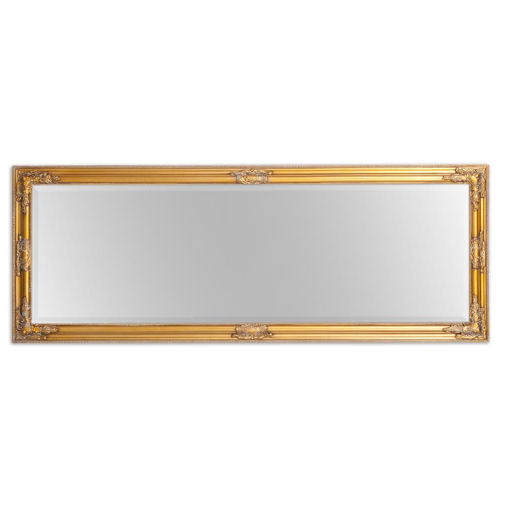 spiegel bessa barock gold antik 160x60cm 2826. Black Bedroom Furniture Sets. Home Design Ideas