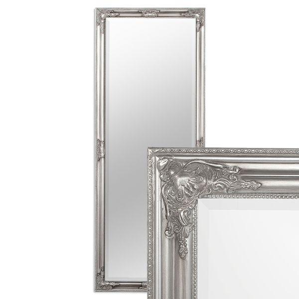 Spiegel BESSA barock silber-antik 160x60cm