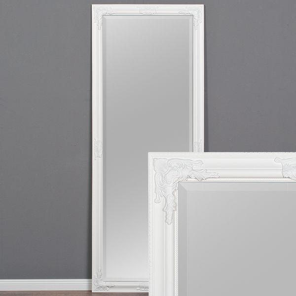 Spiegel BESSA barock weiß-pur 160x60cm