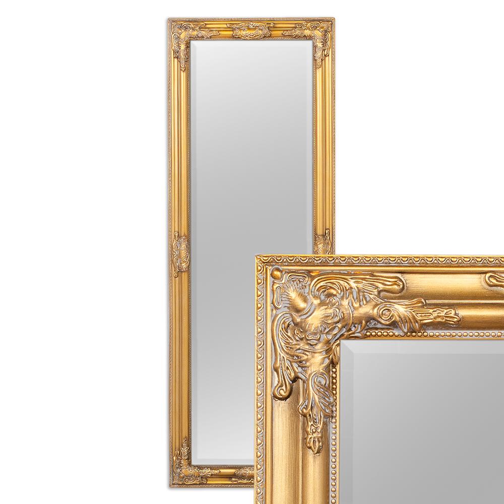 Spiegel BESSA barock gold-antik 140x50cm