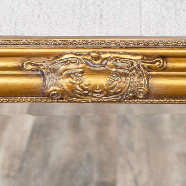 Spiegel BESSA barock gold-antik 70x50cm – Bild 8