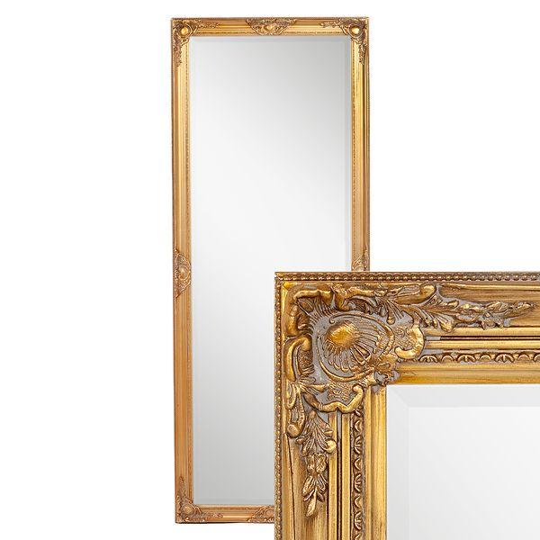 Spiegel LEANDOS barock gold-antik 180x70cm