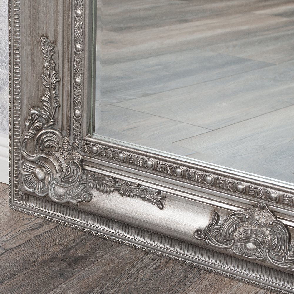 spiegel eve antik silber 200x110cm 3730. Black Bedroom Furniture Sets. Home Design Ideas