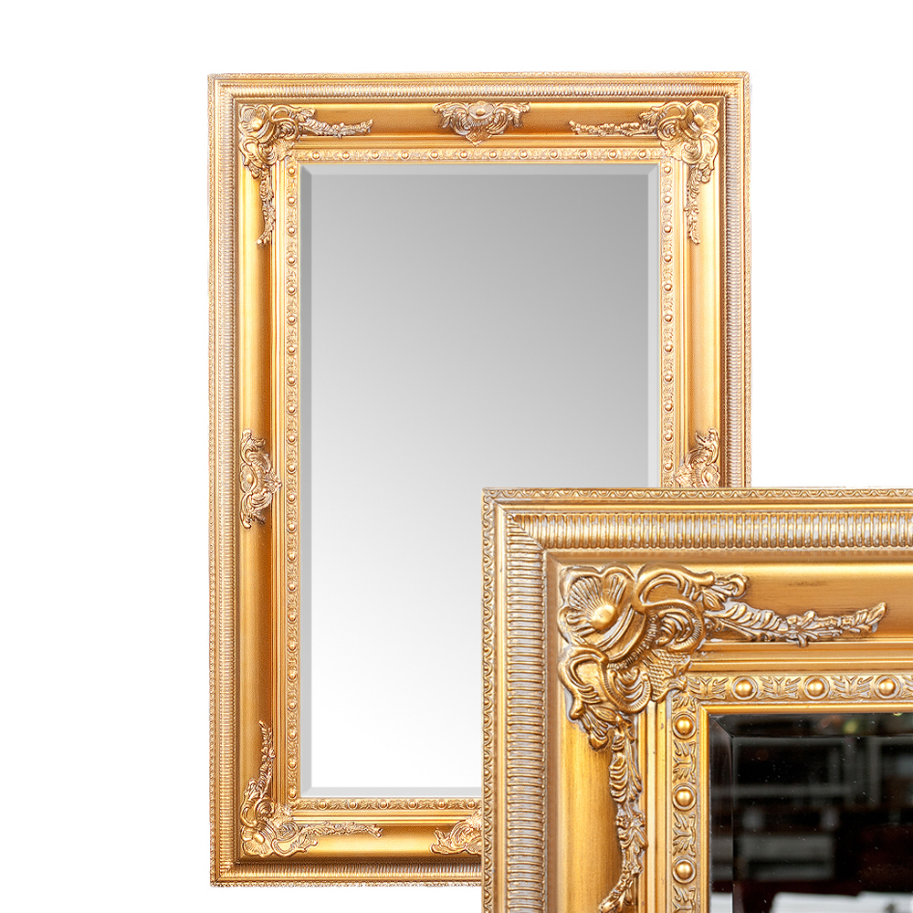 Spiegel EVE Antik-Gold ca. 180x100cm