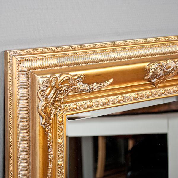 Spiegel EVE Antik-Gold 180x100cm  – Bild 7
