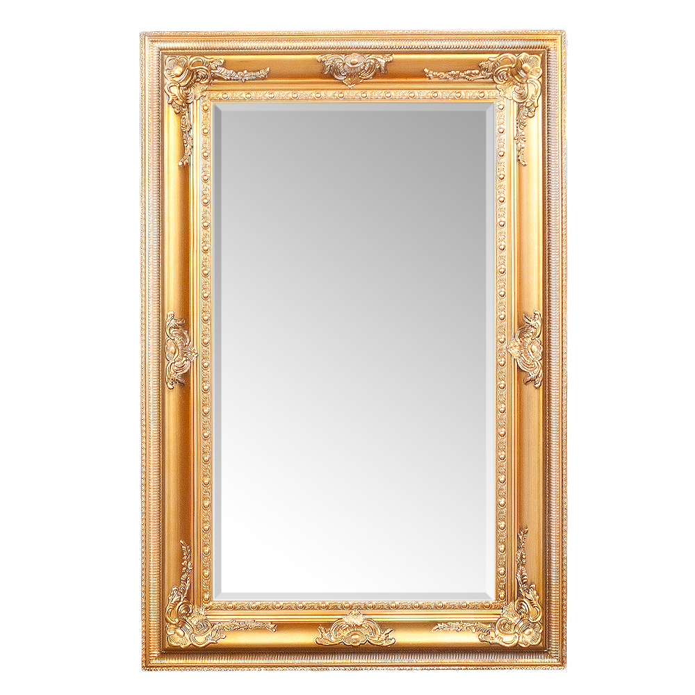 Spiegel EVE Antik-Gold 120x80cm 3867