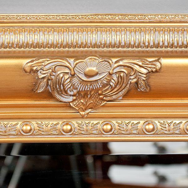 Spiegel EVE Antik-Gold 120x80cm – Bild 6