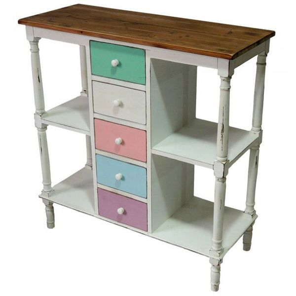 Buntes Sideboard PASTELL EDITION