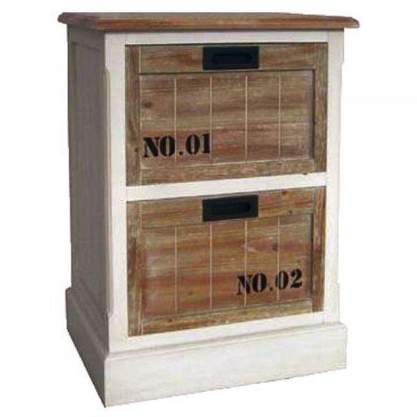 Shabby-Chic Kommode GASTRO BOX