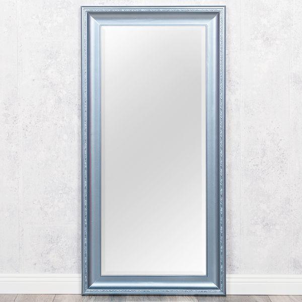 Spiegel COPIA 100x50cm Frozen - Silber Wandspiegel Barock