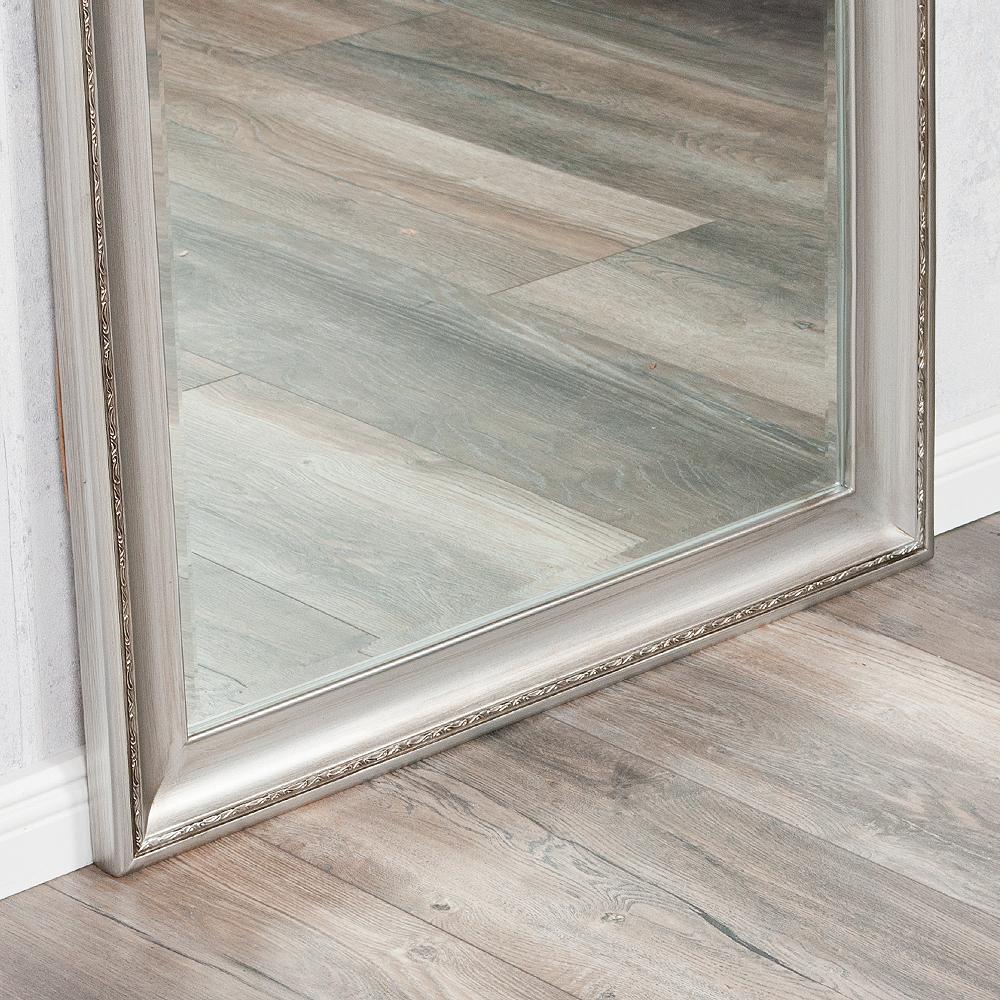 spiegel copia 50x40cm silber antik wandspiegel barock 4313. Black Bedroom Furniture Sets. Home Design Ideas