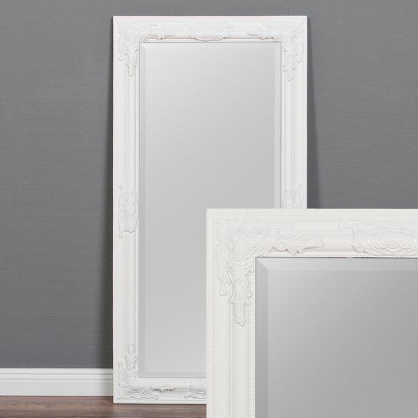 Spiegel Barock Weiß