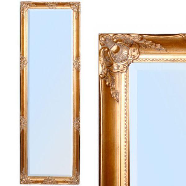 Spiegel LEANDRA barock antik-gold 170x55cm  – Bild 1