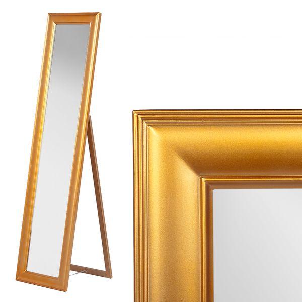 Standspiegel NURI Antik-Gold ca. H180cm  – Bild 1