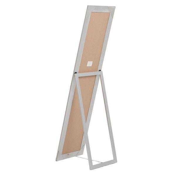 Standspiegel DOMINGO 160x40cm Antik-Silber – Bild 4