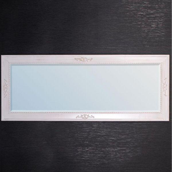 Spiegel MINGO antik weiß/gold 160x60cm – Bild 8