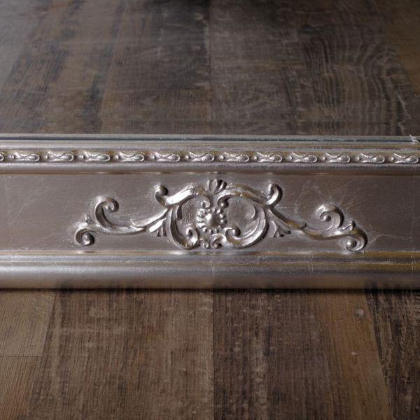 Spiegel MINGO antik silber 160x60cm – Bild 7