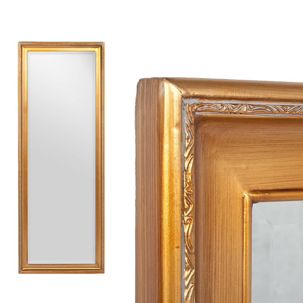 Spiegel COPIA Gold-Antik 100x50cm