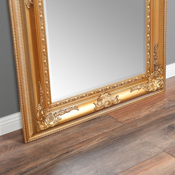 Spiegel EVE Antik-Gold 200x110cm – Bild 5