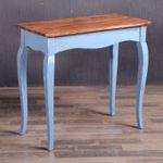 Konsolentisch JACAPO Blue & Brown Schreibtisch 001