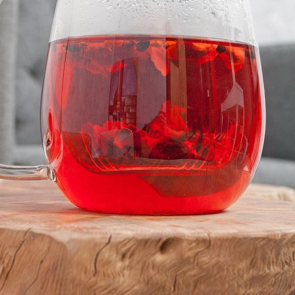 Teekanne TOMI aus Thermoglas (Borosilikat) mit Glassieb - Inhalt: ca. 700ml – Bild 7