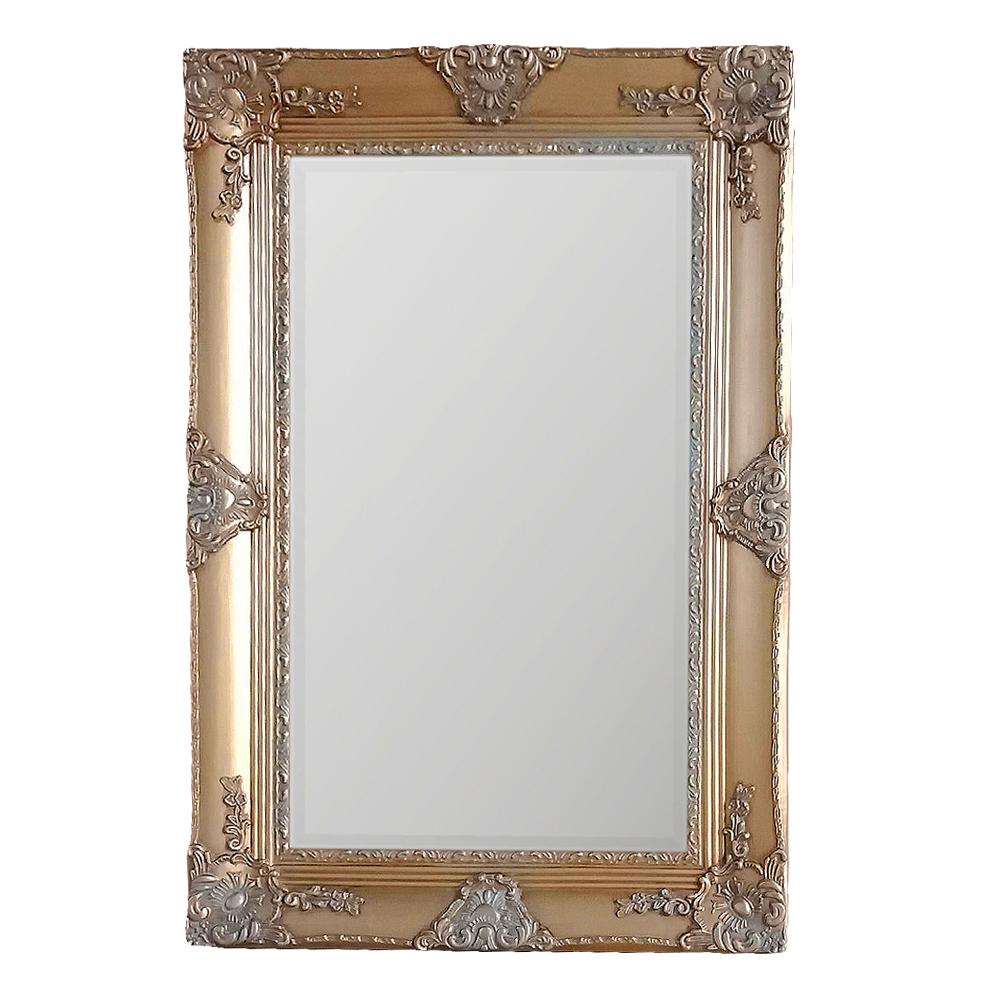 spiegel marlon s antik gold 120x80cm 6323. Black Bedroom Furniture Sets. Home Design Ideas