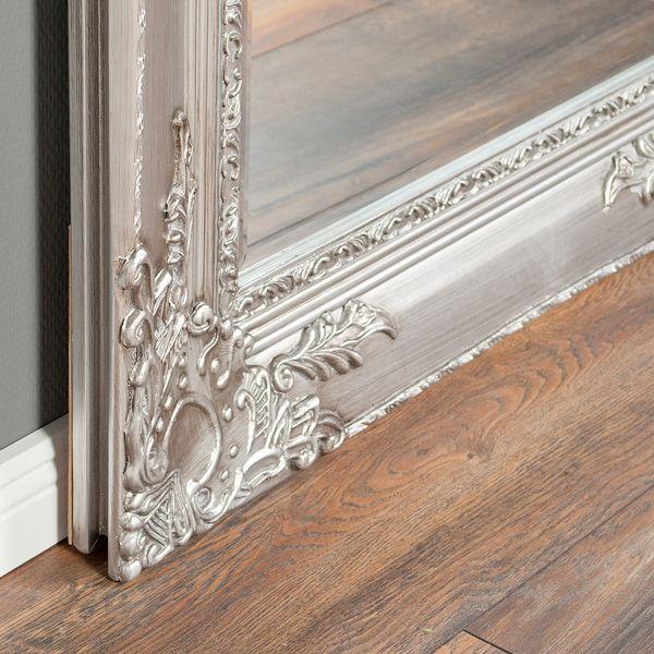 Spiegel MARLON-XL Antik-Silber 180x100cm – Bild 5