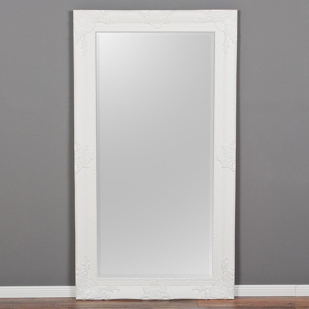 Spiegel marlon xxl weiss pur 200x110cm 6327 - Spiegel 200 x 100 ...