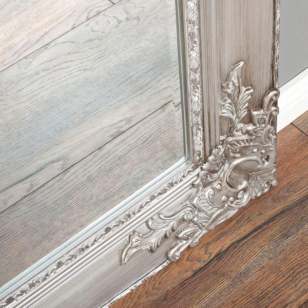 Spiegel MARLON-XXL Antik-Silber 200x110cm – Bild 6