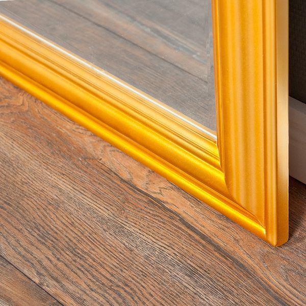 Spiegel ONDA 140x50cm Glanz Gold – Bild 4