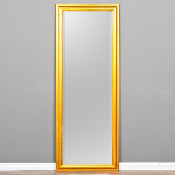 Spiegel ONDA 160x60cm Glanz Gold – Bild 1