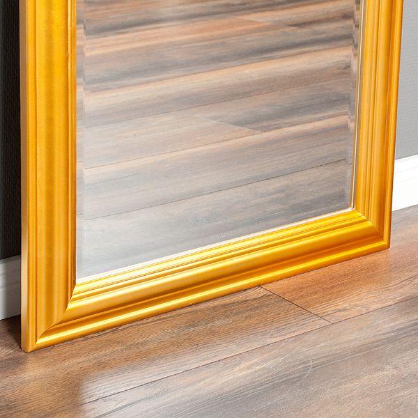 Spiegel ONDA 180x70cm Glanz Gold – Bild 4