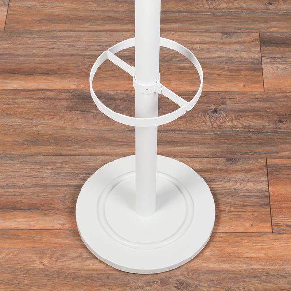 Garderobenständer TALO aus Metall weiß (ca. 176cm) – Bild 6