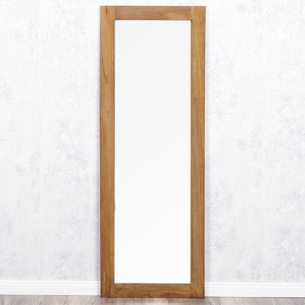 spiegel motou 140x50cm middle brown blauglockenbaum 6652. Black Bedroom Furniture Sets. Home Design Ideas