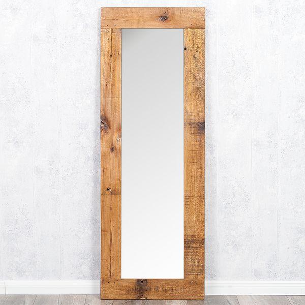 Spiegel INDO 140x50cm Natural Erosi – Bild 1