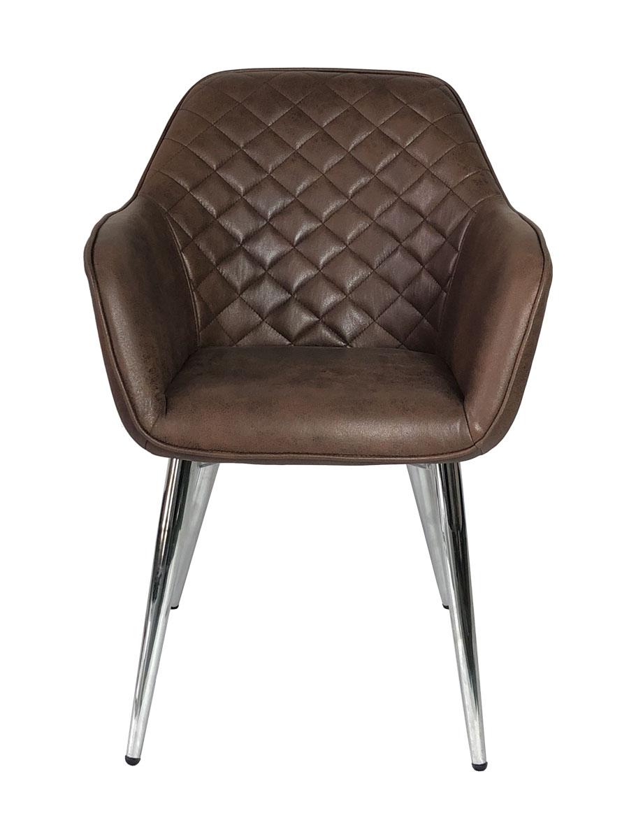 sessel sedes chocolate q textilleder stuhl design lounge armlehnenstuhl 6828. Black Bedroom Furniture Sets. Home Design Ideas